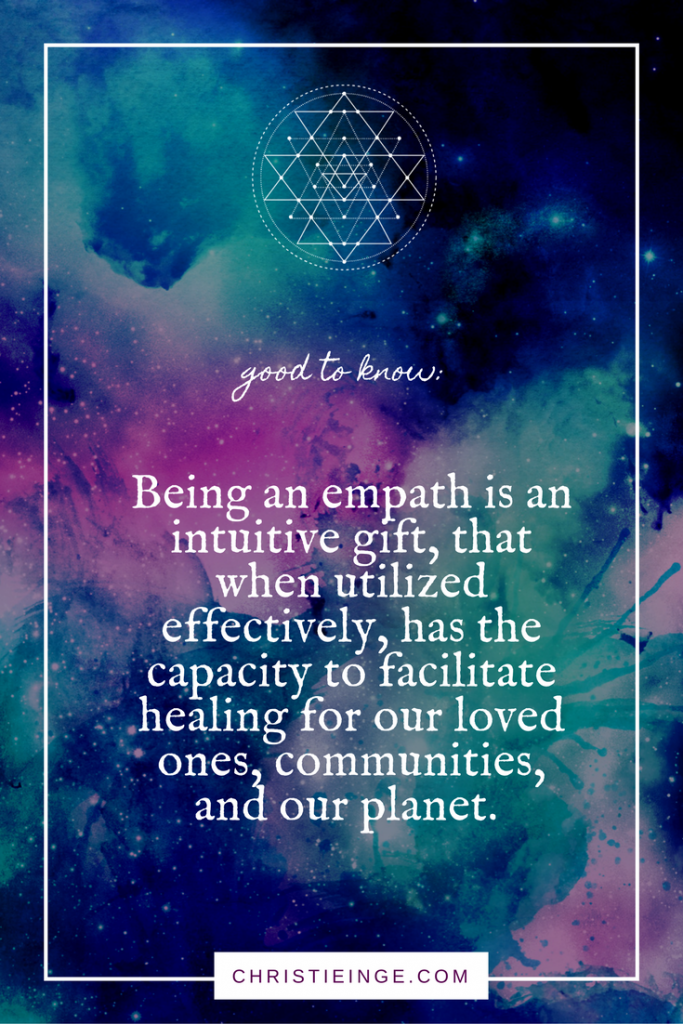 EMPATH/LIGHTWORKERS SUPPORT GROUP