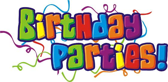 BOOK YOUR BIRTHDAY PARTY TODAY