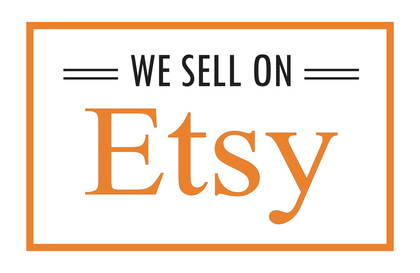 WE SELL ON ETSY!