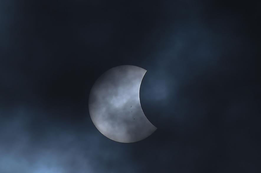 A Supermoon Will Eclipse the Sun on Friday the 13th