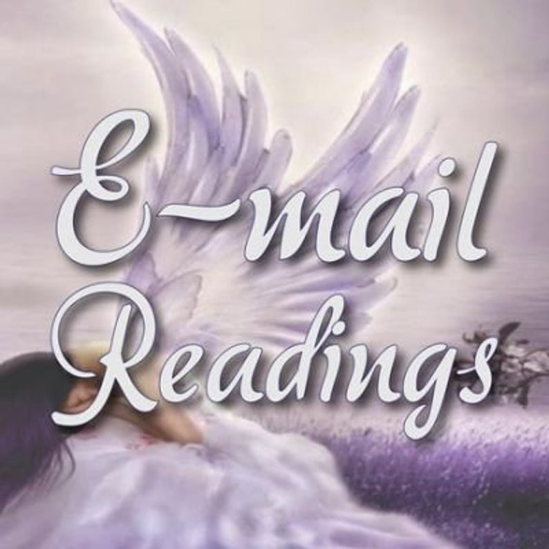 EMAIL READINGS – $20!