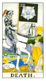 TODAY'S TAROT CARD!